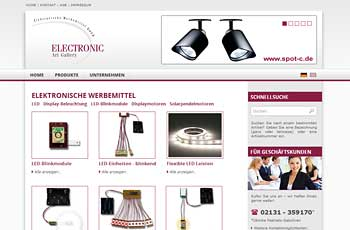 LED Online-Shop